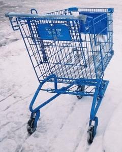walmartshopping cart