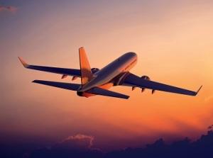 airplaneatsunset